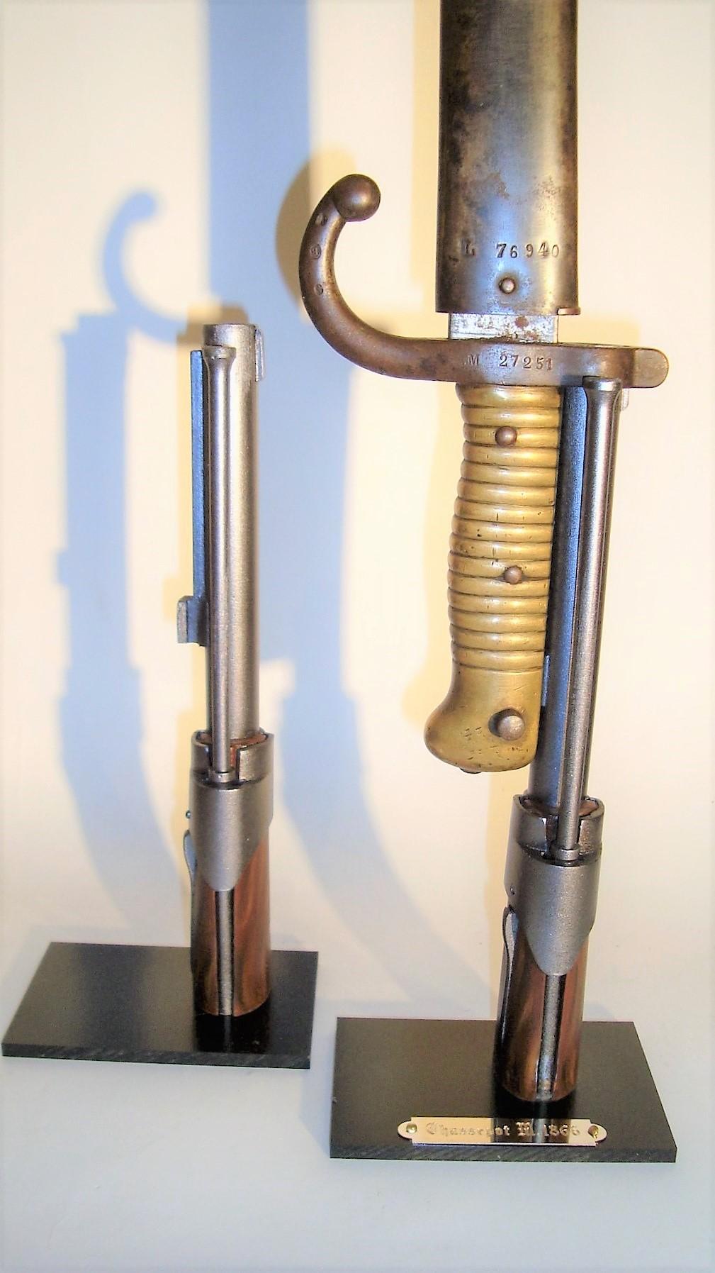 Chassepot M1866