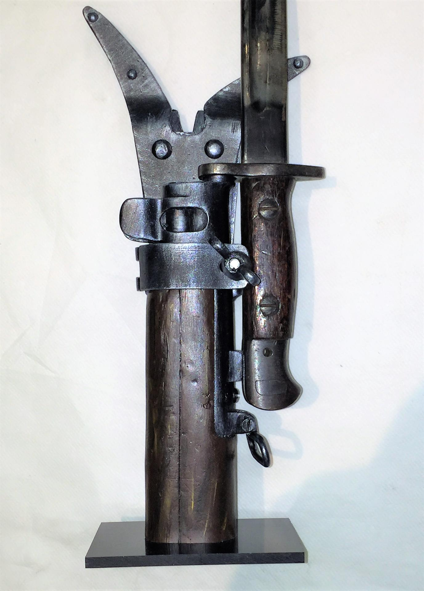 Enfield n°1 Mk3 with wire cutter