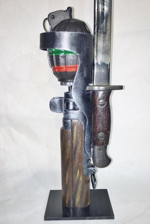 Enfield n°1 Mk3 grenade launcher